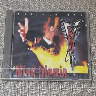 Vanilla Ice - Mind blowin CD New