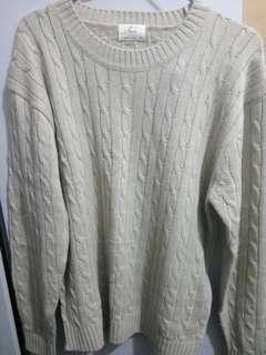 Men Brown Sweater XXL