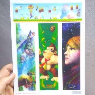 Nintendo Wii Sticker for Wii mote