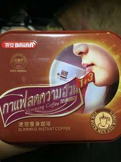 Original lishou coffee trial pack