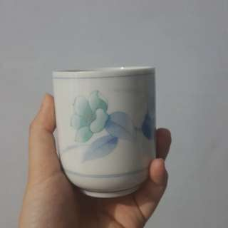 Ceramic china tea cup