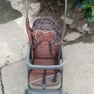 Panchita's boutique japan surplus stroller