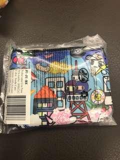 Jujube sushi car coin purse (bnip)