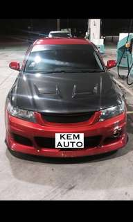 Honda Accord CL7 major dekit sales