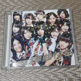 AKB48 - 神曲 CD/DVD made in Japan