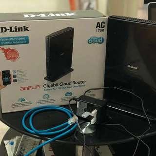 D-Link wifi router | D-Link DIR-865L Dlink D link