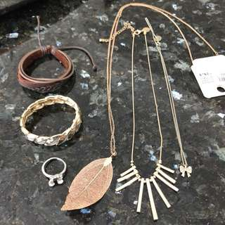 (ALL FOR $20 MAILED) LOVISA accessories bundle & more