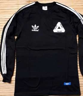 Kaos baju Adidas Long Sleeve