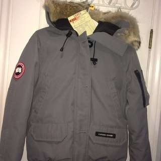 Canada Goose Jacket- Women's XS Bomber (Only Worn A Few Times, Orig Price Was $800)