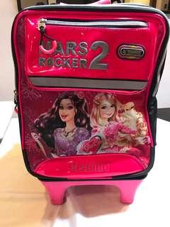 Swan Mars Rocker 3 wheel trolley school bag