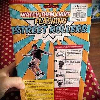 Street Rollers (Black)