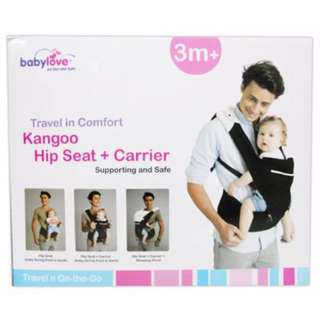Hip Seat Baby Carrier Baby Love Kangoo