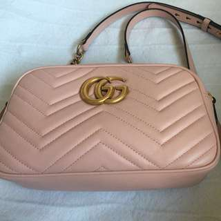 Gucci gg marmont bag 袋