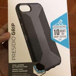 Speck Presidio Grip -Grey for iPhone 6s/7/8