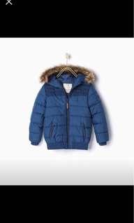 Boys Zara 13-14years old Winter Jacket