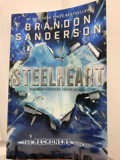 Books •STEEL HEART•