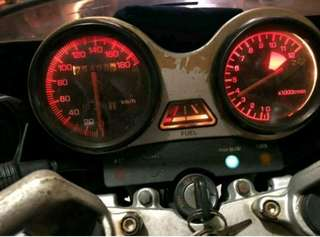 Yamaha rxz thn 96