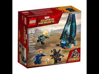 Lego 76101
