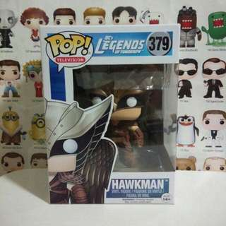 Funko Pop Hawkman Legends of Tomorrow Vinyl Figure Collectible Toy Gift Movie Comic DC