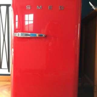 SMEG Fridge (half size)