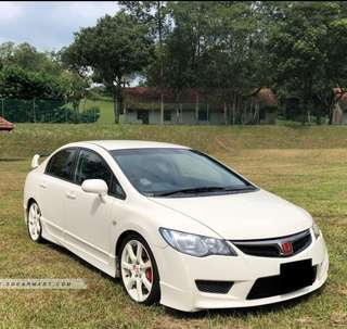 Rent For Uber - Honda Civic SI 2.0M