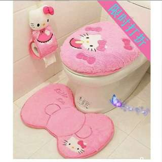 4in1 Hello kitty toilet cover