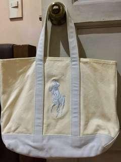 Ralph Lauren Canvass bag