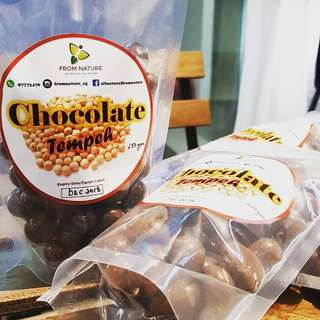 Chocolate Tempeh