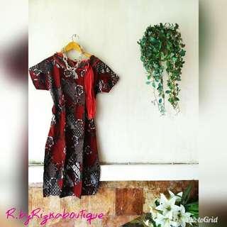 🚫SALE🚫 Batik Dress