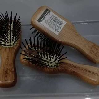 💯THE BODY SHOP BAMBOO BRUSH💯