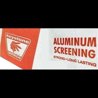 Aluminium Screen Bright 3' 30meters