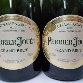 Perrier Jouet Champagne 750ml 3支