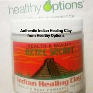 INDIAN HEALING CLAY (repacked)