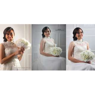 Bridal Hair and Makeup Artist Tagaytay - Jorems Hair and Makeup Artistry