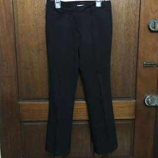 Unica Hija Black Pants