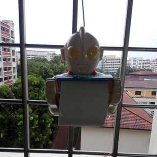 Brand New In Box Ultraman Paper Holder
