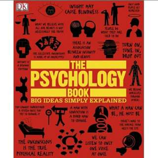 Ebook The Psychology Book DK Publishing
