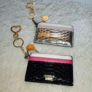 Victoria Secret Cardholder/Miror Purse