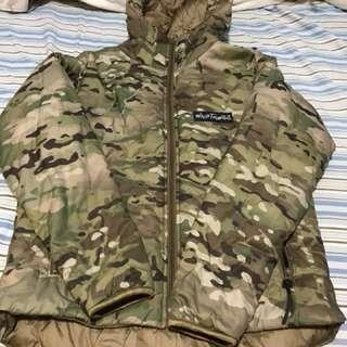 雙面Wild things Outdoor Jacket