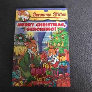 Geronimo Stilton- Merry Christmas, Geronimo!