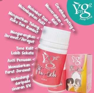 INSTOCK - Puteh Candy Yeng Yeng