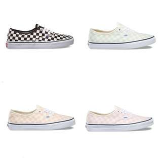 [SALE] Vans Checkerboard Authentic