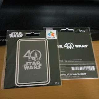 Star War40週年(台灣八達通)