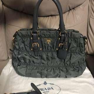 Prada nylon bag (authentic)