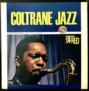 【Vinyl Record】John Coltrane - Coltrane Jazz