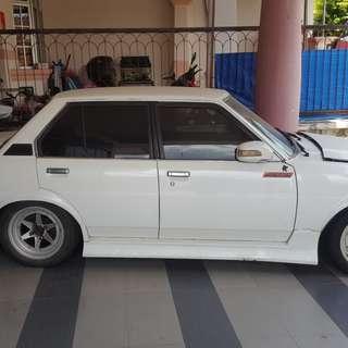 Toyota KE70 1.6 4AGE 20V, JPJ endorsed