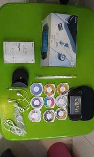 PSP 1006K Full Set