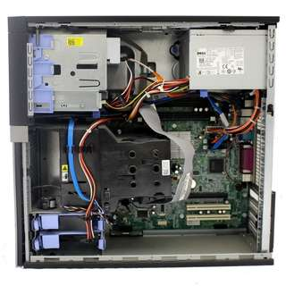 DELL OPTIPLEX 960 MOBO + Original CPU cooler/fan.
