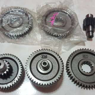 Gear VS125 ZM 15-47 for V100