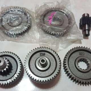 Gear VS125 ZM 15-47 for V100